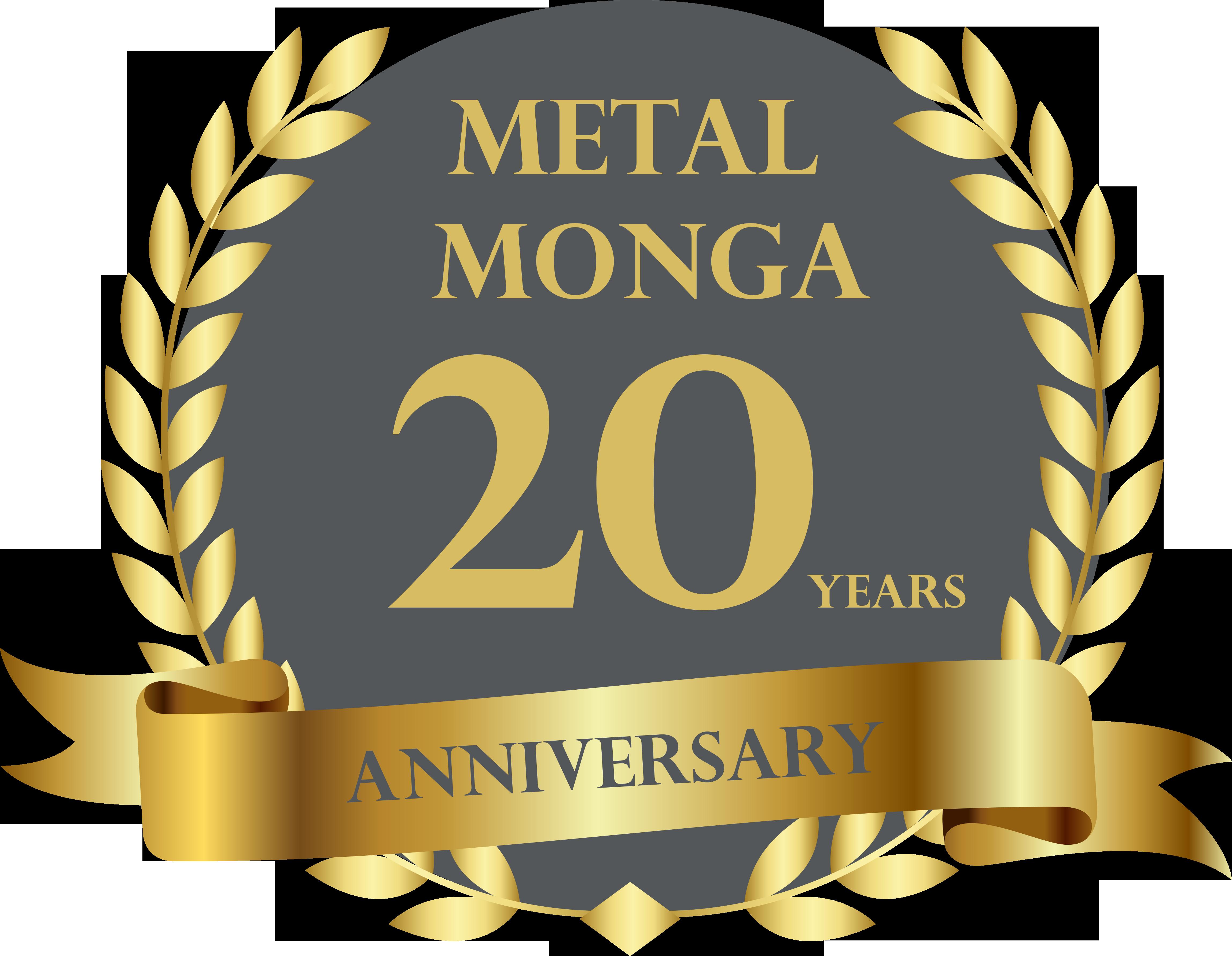 20 ANNI METAL MONGA inglese - HOME